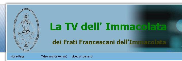 La TV dell'Immacolata