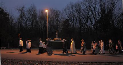 Marian Proccession