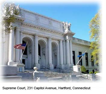 CT Supreme Court - 231 Capitol Avenue, Hartford