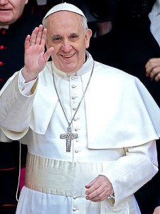 Pope Francis 2013-03-14