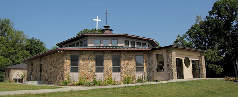 Foyer House St Paul : Video photos new foyer on sacred heart chapel airmaria