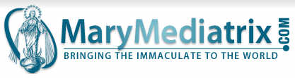 Mary Mediatrix Logo
