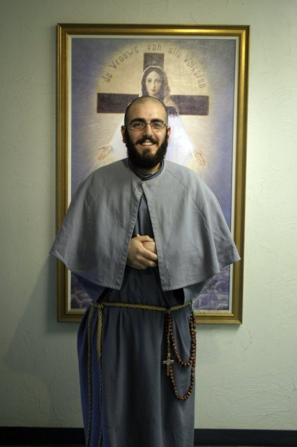 2013-12-07 Novice Investiture - fra Charbel 52 -facebook