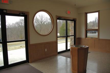 Sacred Heart Foyer 01