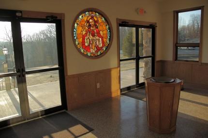 Sacred Heart Foyer 02