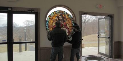 Sacred Heart Foyer 04